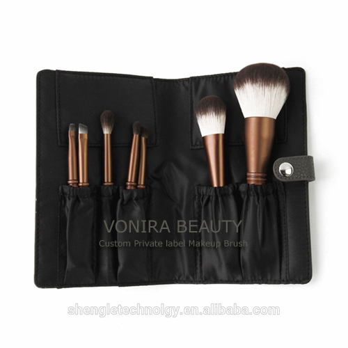 7pcs Cosmetic Brush Set