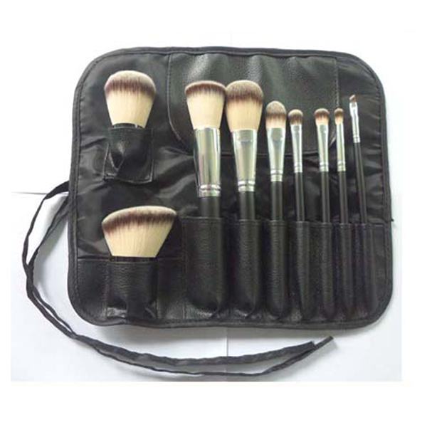 Soft Fiber Makeup Brush Set