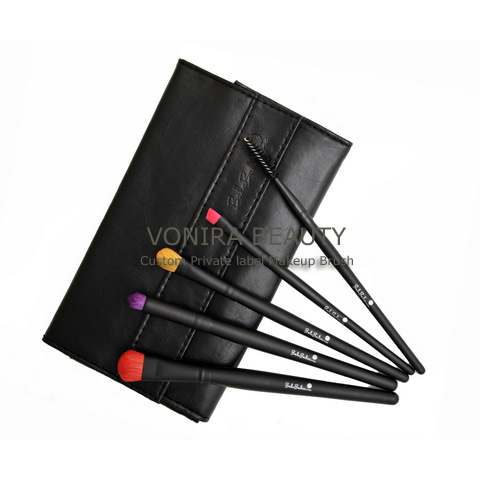 5 Pieces Eye Brush Kit