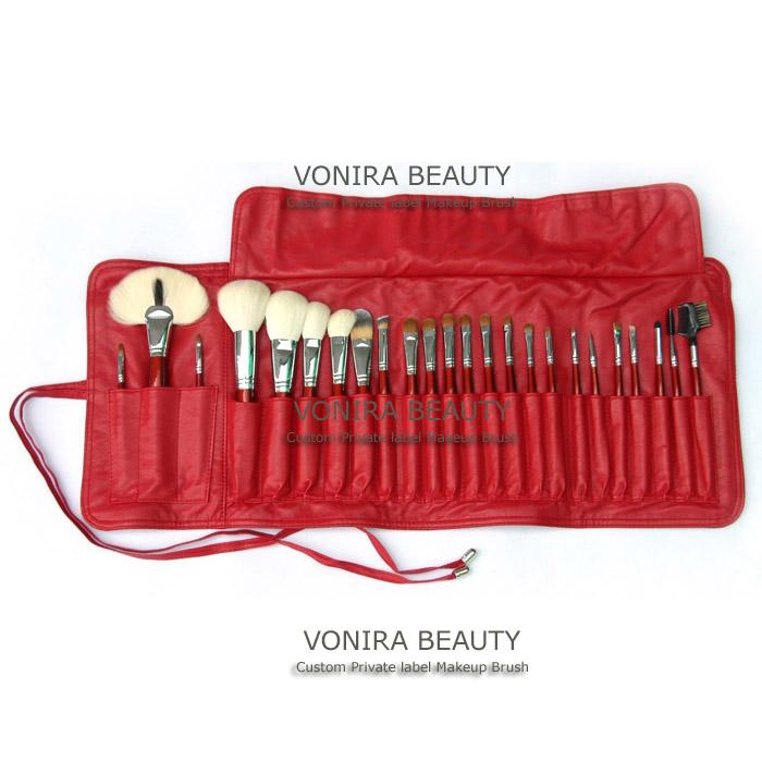 Kolinsky Makeup Brushes Makeup Cosmetic Brush Set