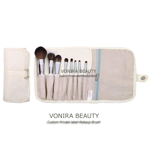 8pcs Makeup Brush Set Factory