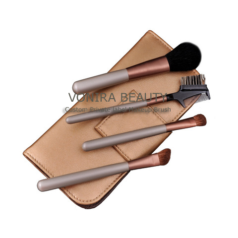 Cosmetic Brush Set-4PCS