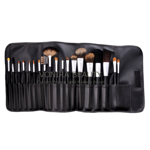 Professional Cosmetic Brush Set -19PCS