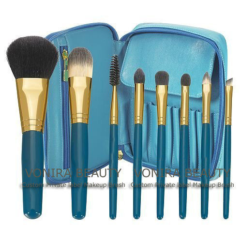 8pcs Makeup Brush Kit