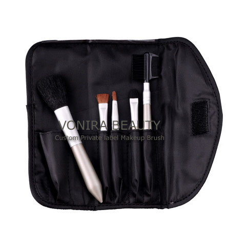 5PCS Travel Cosmetic Brush OEM Factory