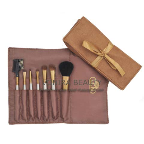 Custom Logo 7pcs Cosmetic Brushes-Vonira Beauty Factory