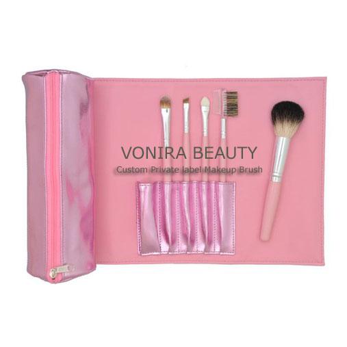 Duo End Makeup Brush Set 3pcs