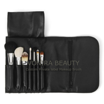 Custom Private Label 7pcs Makeup Brush Set