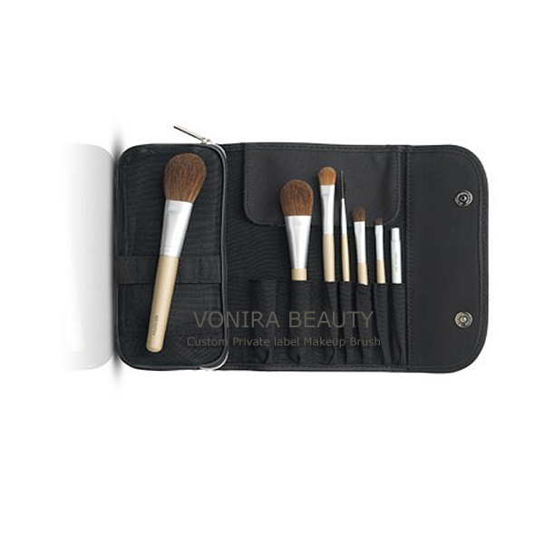 Custom Mineral Makeup Brushes