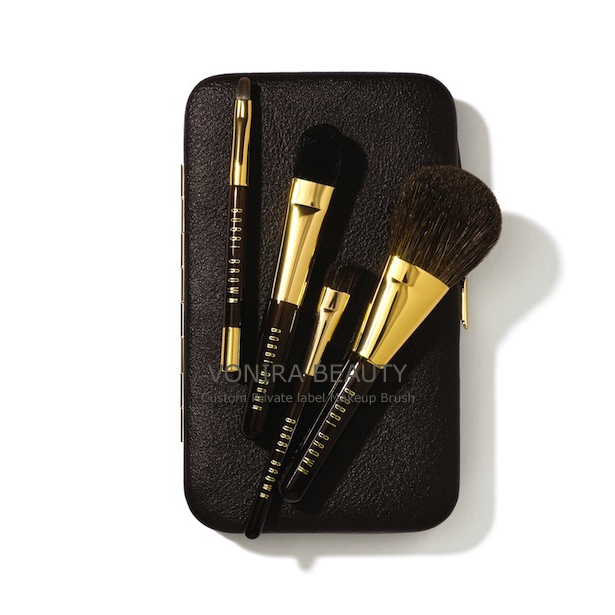 4pcs mini brush kit--Custom OEM Private Label
