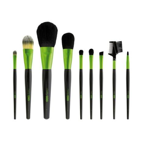 Evergreen Professional Cosmetic Makeup Brush Kit Set OEM
