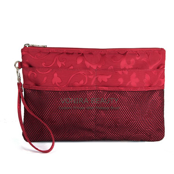 Fashion multi functional makeup storage bag for party and wedding