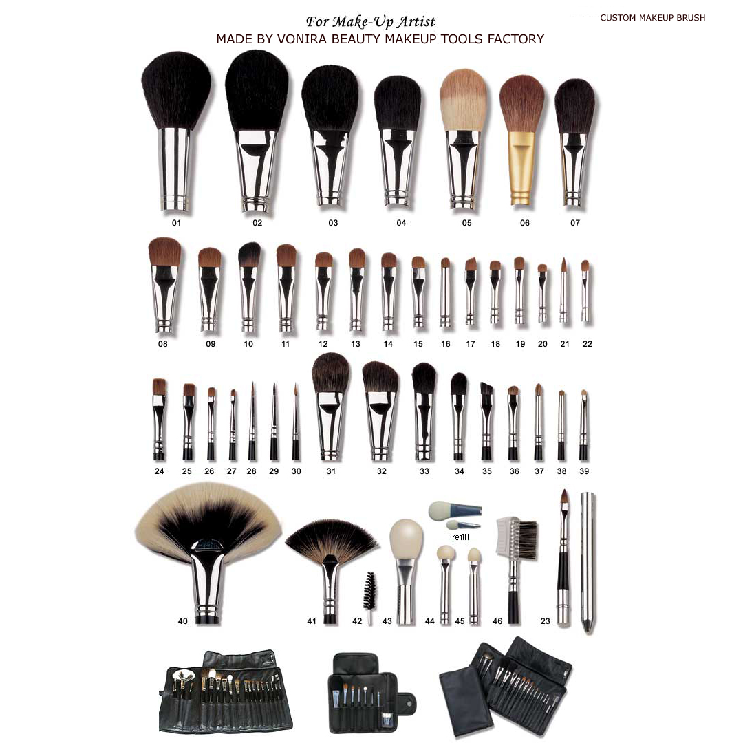 Professional Oem Makeup Brush Factory China Supplier