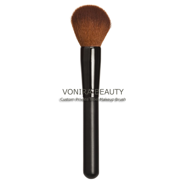 Cruelty-Free Mineral Vegan Hair Powder Brush