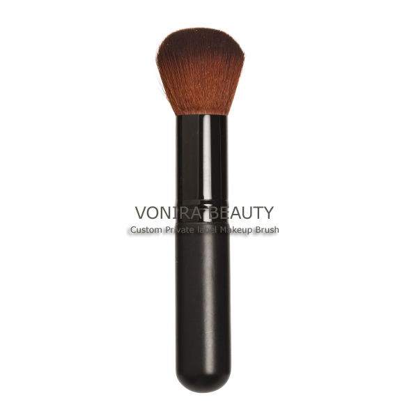 Cruelty-Free Mineral Vegan Hair Foundation Brush