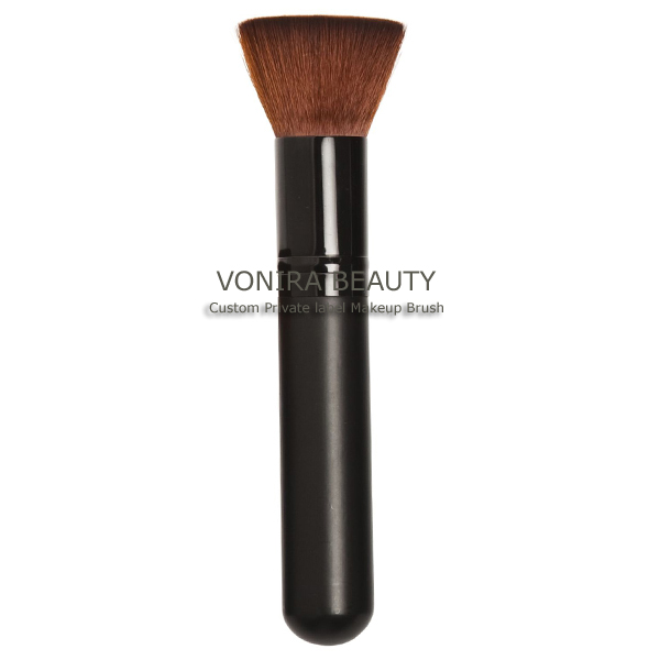 Cruelty-Free Mineral Vegan Hair Foundation Kabuki Brush