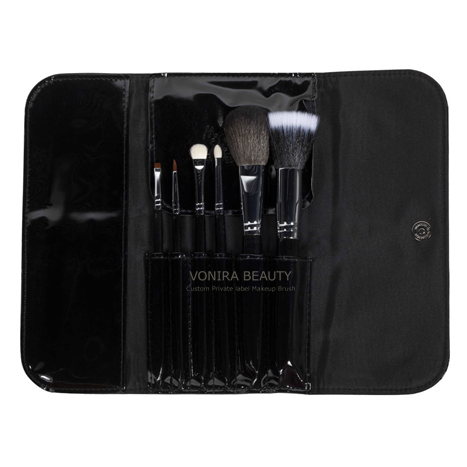 Custom Private Label 6pcs Cosmetic Brush Set