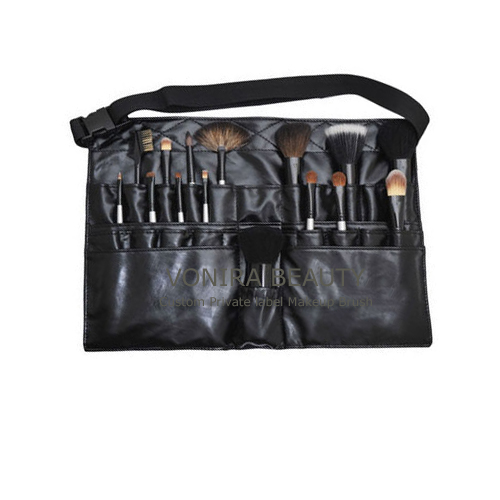 Make-up Artist Brush U0026 Tool Belt Roll For Makeup Artists