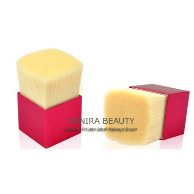 Square Kabuki Face Brush